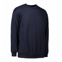 ID Klassisk sweatshirt Sort