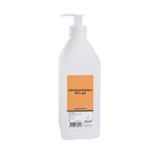 Hånddesinfektion 85% gel - 600 ml